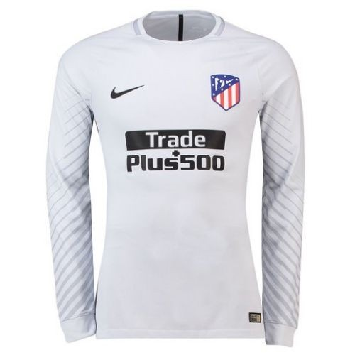 Детская форма вратаря Atletico Madrid Гостевая 2017/18 (рост 100 см)