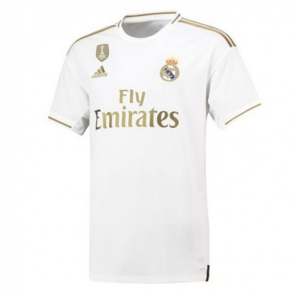 Футбольная форма Real Madrid Домашняя 2019/20 XL(50)