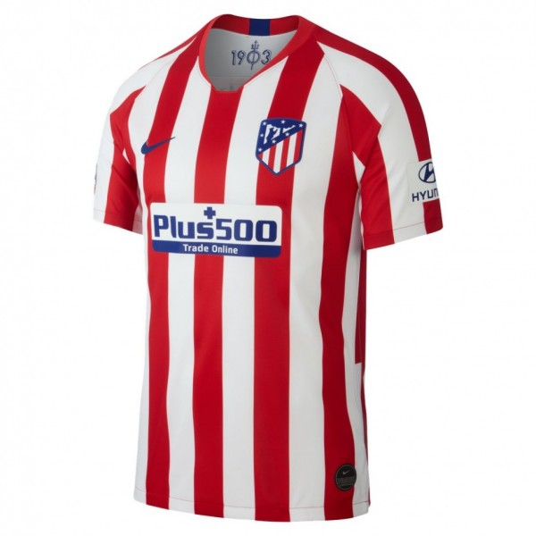 Футбольная форма для детей Atletico Madrid Домашняя 2019/20 2XS (рост 100 см)