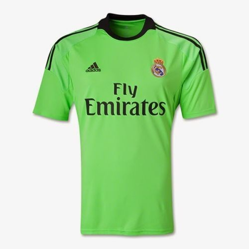 Детская форма вратаря Real Madrid Гостевая 2014/15 (рост 116 см)
