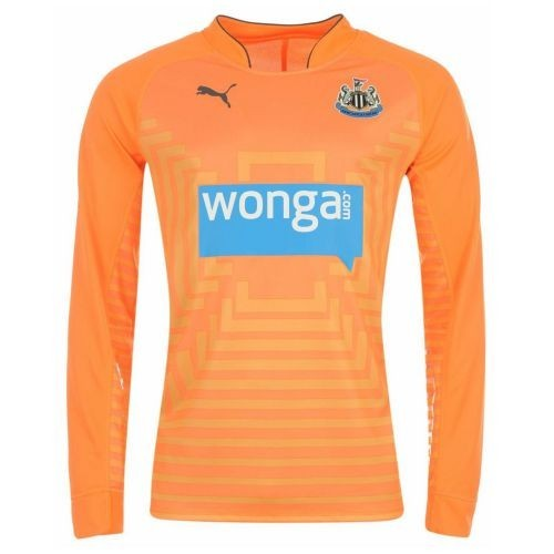 Детская форма вратаря Newcastle United Гостевая 2014/15 (рост 110 см)