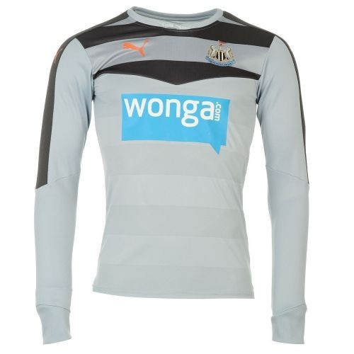 Детская форма вратаря Newcastle United Гостевая 2015/16 (рост 140 см)