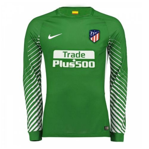 Детская форма вратаря Atletico Madrid Домашняя 2017/18 (рост 110 см)